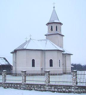 Petelea Commune in Mureș, Romania