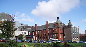Royal Victoria Infirmary - Image: RVI Newcastle