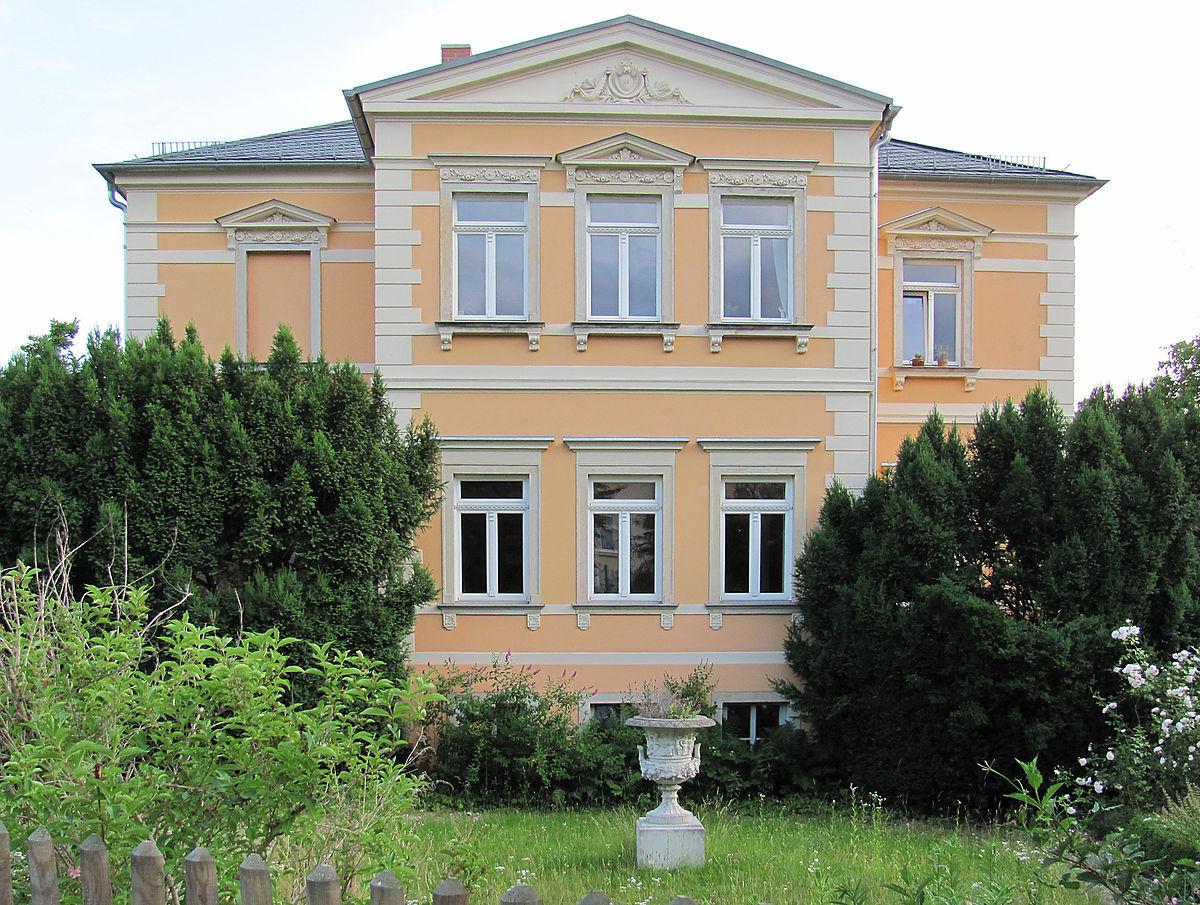 villa k the kollwitz stra e 16 radebeul wikipedia. Black Bedroom Furniture Sets. Home Design Ideas