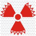 Radiación zona acceso prohibido riesgo contaminación irradiación.png