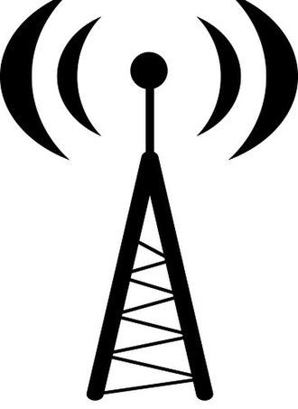 Harold Bride - Image: Radio Tower