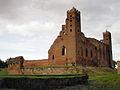 Radzyń Chełmiński, ruiny zamku, 2 poł. XIII - 1 poł. XIV.JPG