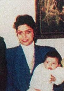 Raghad Hussein Daughter of Saddam Hussein