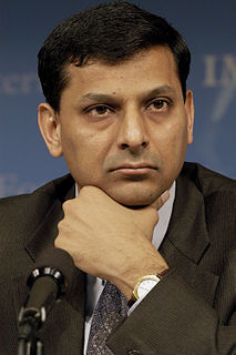 Raghuram Rajan Indian economist