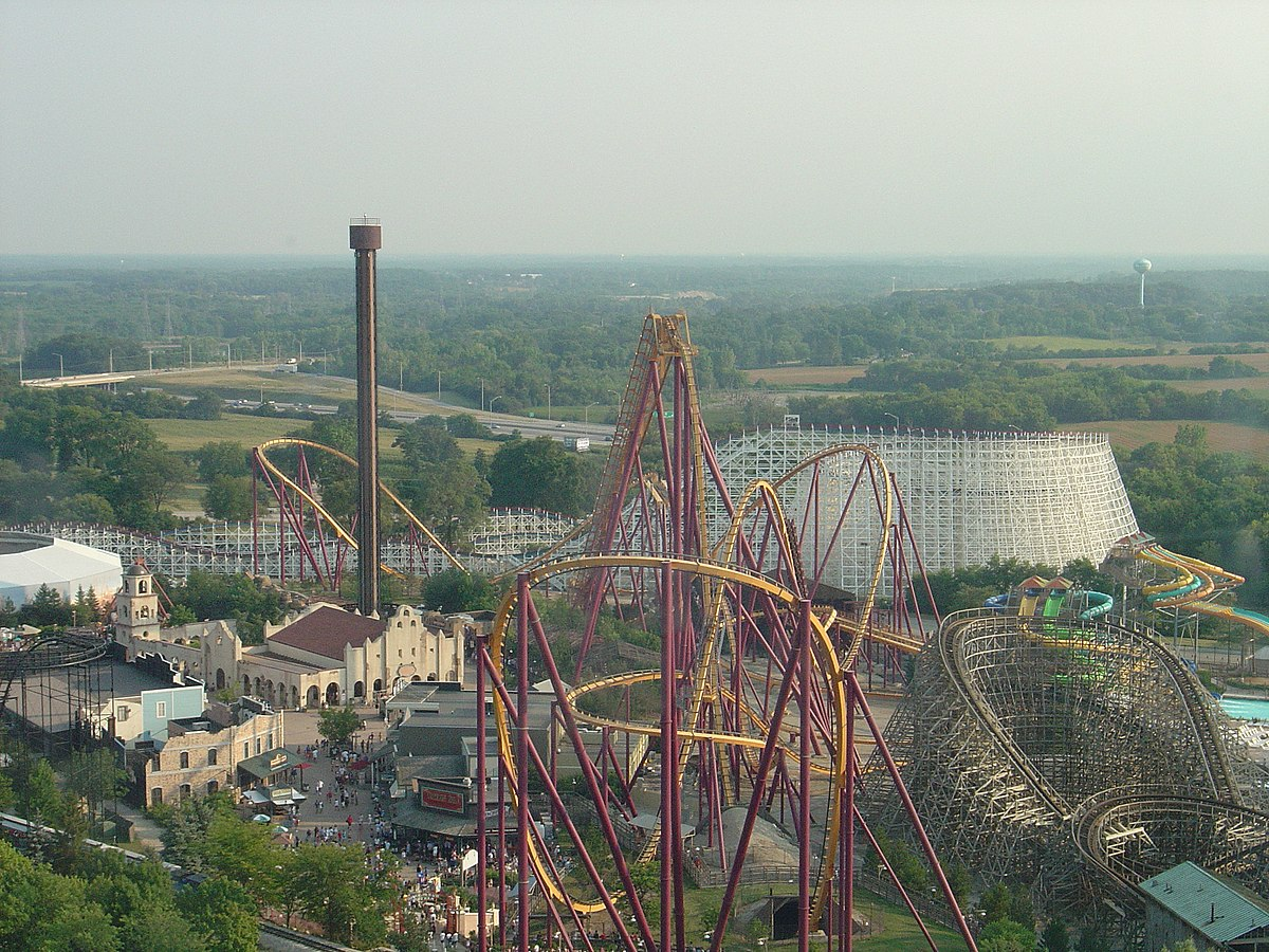 Six Flags Great America Wikipedia
