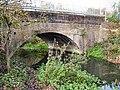 Railway Bridge at Old Mill Broxbourne - geograph.org.uk - 108990.jpg