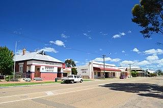 Goomalling, Western Australia Town in Western Australia