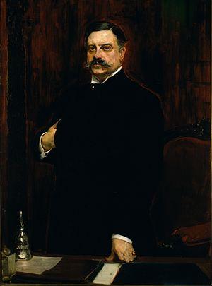 Raimundo Fernández-Villaverde, Marquis of Pozo Rubio - Raimundo Fernández Villaverde.