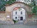 Rakovník, muzeum TGM, brána.jpg