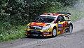 Rally Finland 2010 - shakedown - Petter Solberg 2.jpg