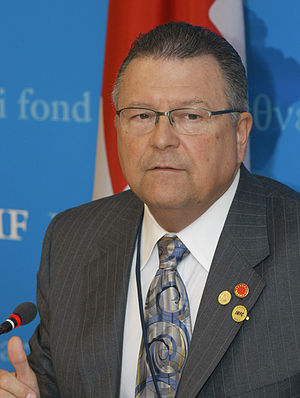 Canadian Finance Minister Ralph Goodale.