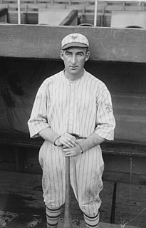 Ralph Shinners American baseball player