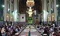 Ramadan 1439 AH, Qur'an reading at Goharshad Mosque, Mashhad - 27 May 2018 02.jpg