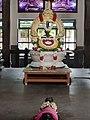 Ramana Maharshi Samadhi.jpg