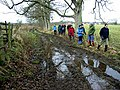 Rambling club in winter - geograph.org.uk - 1083008.jpg