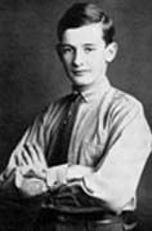 Raoul Wallenberg - Wallenberg as a youth