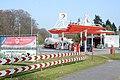 Rapsody in white and red Arnhem, Total petrol station - panoramio.jpg