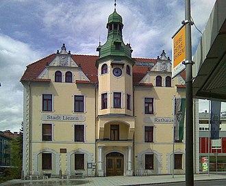 Liezen - Town hall