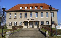 Rathaus von Mühlenbeck