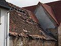 Rauenberg reparaturbedürftiges Dach 2011.JPG