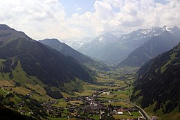 Rauris – Panorama