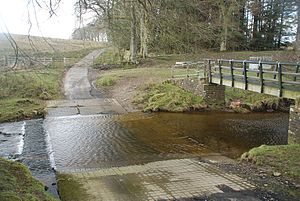 Ford (crossing) - Image: Rawney Ford (geograph 4388083)
