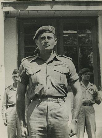 Raymond Westerling - Westerling in 1948