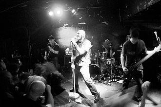 Razor (band) - Razor live in Toronto, 2009