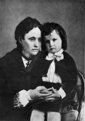 William Mansfield Buffum - Rebecca Evans Buffum and Asa Mansfield Buffum