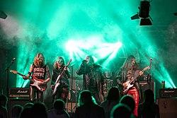 Reckless Revenge live Umsonst & Draußen: Teestival 2019