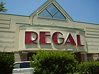 This theater, which opened in September, is located a few minutes from Chestnut Hill. Bethlehem Pike Flourtown, PA () Regal Edgmont Square This theater.