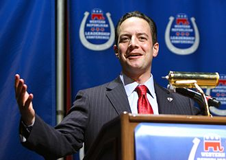 Reince Priebus - Priebus at the Western Republican Leadership Conference in October 2011 in Las Vegas.