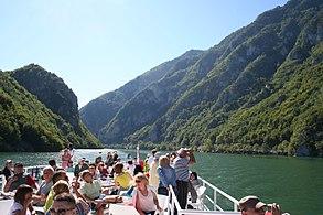 Reka Drina, Perućac-Višegrad 14.jpg