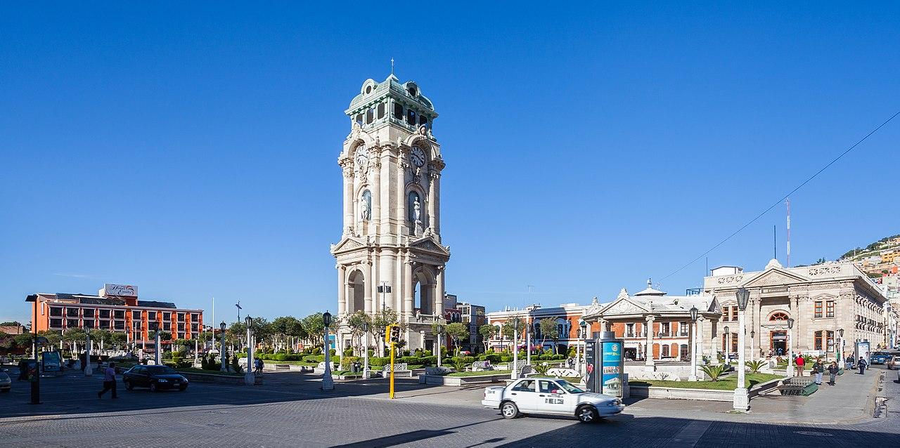 Centro histórico de Pachuca de Soto