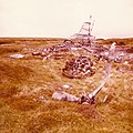 Remains of a Wellington Bomber which crashed during WWII - geograph.org.uk - 882884.jpg