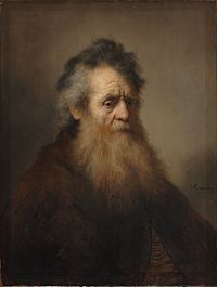 Rembrandt Bearded old man.jpg