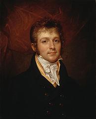 Portrait of Edward Shippen Burd of Philadelphia