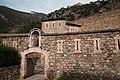Remparts de Villefranche-de-Conflent, entrée du bastion de la Boucherie.jpg