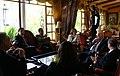 Reunión de cancilleres Falconí de Ecuador y Bermúdez de Colombia para adelantar el restablecimiento de las relaciones diplomáticas bilaterales (4074527795).jpg