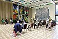 Reuven Rivlin hosting the «Zikaron BaSalon» event, April 2021 (GPOMN3 2974).jpg