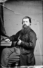 Revd W Jones, missionary
