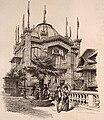 Revista de la Exposición Universal de París, 1889 El pabellón de Chile (3784043487).jpg