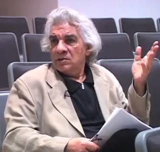Reza Ghassemi Iranian novelist and musician