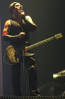 Richard Zven Kruspe.
