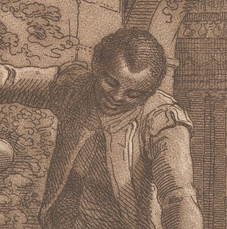 Ottobah Cugoano - Ottobah Cugoano, 1784 by Richard Cosway