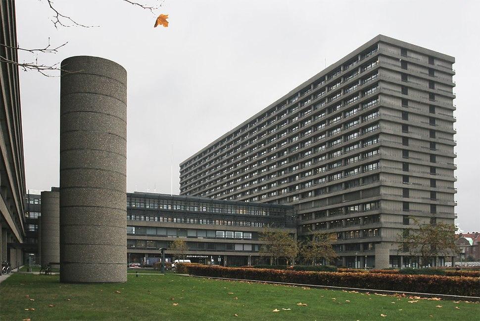 Rigshospitalet Copenhagen 2005-11