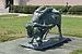 Ringling Museum Lygea tied to the bull by Giuseppe Moretti Sarasota Florida.jpg