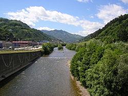 Rio Caudal. Mieres. Asturies.jpg