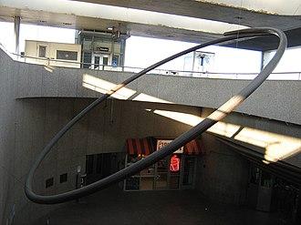 Rosemont station (CTA) - Image: River Road Ring