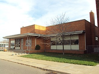 River Rouge, Michigan - Image: River Rouge Public Library (Michigan) 2